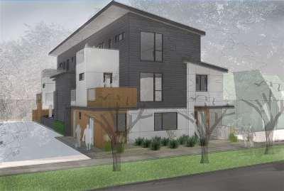 Boise Condo/Townhouse New: 1713 W Jefferson