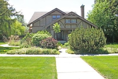 Bliss, Kimberly, Gooding, Hagerman, Jerome, Twin Falls, Filer, Wendell Single Family Home For Sale: 403 Center Street East