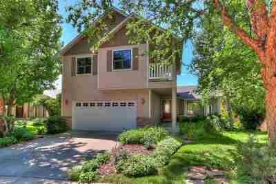 Boise Single Family Home New: 2299 E Parkside Dr