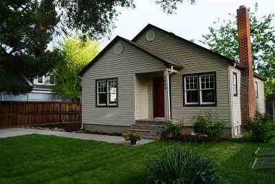 Boise Multi Family Home New: 2809 W Agate