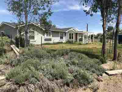 Hammett Single Family Home For Sale: 10837 Highway 30