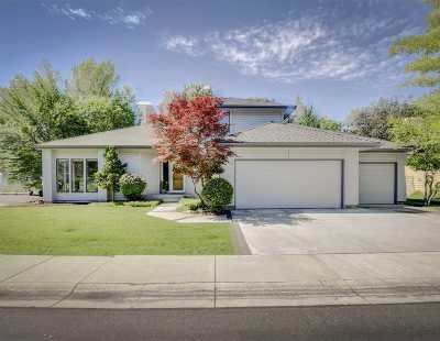 Boise Single Family Home New: 2243 S Crosscreek Ln