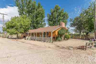Nampa Single Family Home New: 3508 E Dorothy Lane