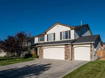 Boise Single Family Home New: 6692 S Solar Ave