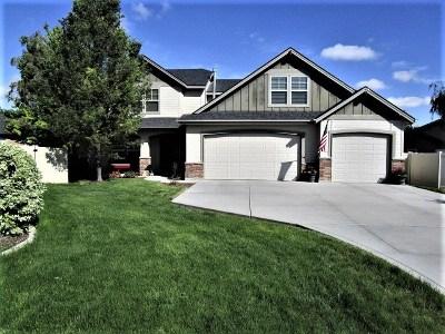 Nampa Single Family Home New: 2312 W Teton Place