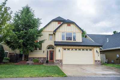 Garden City Single Family Home For Sale: 8619 W Pamela