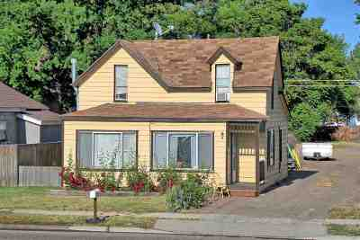 Payette Single Family Home For Sale: 217 S 7th