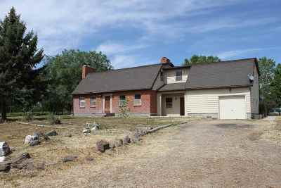 Nampa Single Family Home For Sale: 66 S Pit Ln