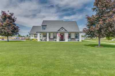 Kuna Farm & Ranch For Sale: 1425 W King Rd