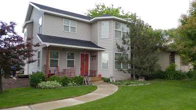 Kimberly Single Family Home For Sale: 414 Center Street West