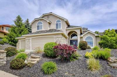 Boise Single Family Home For Sale: 3975 W Quail Ridge Dr
