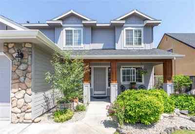 Star Single Family Home For Sale: 11028 Wild Iris