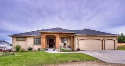 Middleton Single Family Home For Sale: 8305 Elk Ridge