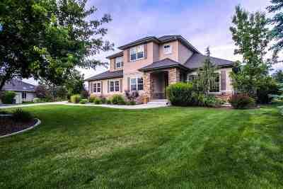 Eagle Single Family Home For Sale: 2643 E Aspenwood Ct