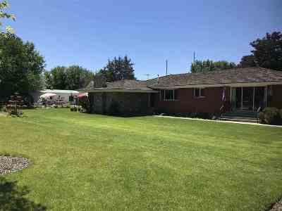 Nampa Single Family Home For Sale: 1223 E Amity