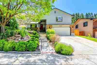 Boise Single Family Home Back on Market: 5584 N Collister