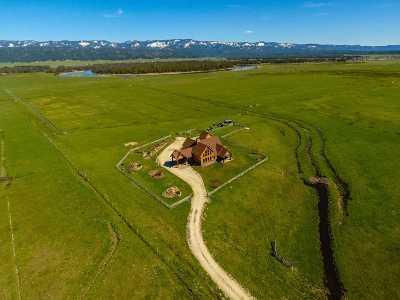 Cascade Single Family Home For Sale: 814 Cabarton