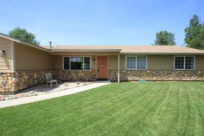 Boise Single Family Home Back on Market: 3477 S Summerset Way