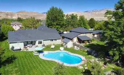 Boise Single Family Home For Sale: 3511 E Boise Ave