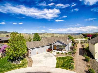 Boise, Eagle, Meridian Single Family Home For Sale: 4770 S Pegasus Crt.