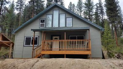 Idaho City Single Family Home For Sale: 6 Glen Forest Lot 2