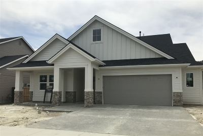 Single Family Home For Sale: 4725 W Barnview Dr
