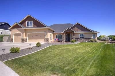 Nampa Single Family Home For Sale: 12474 S Sunrise Mist Loop