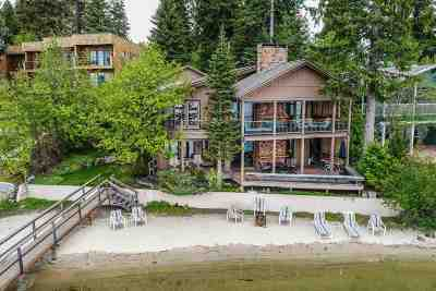 Mccall Single Family Home For Sale: 626 Ruby
