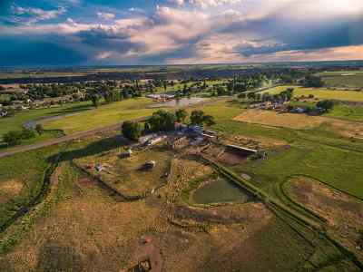 Jerome Single Family Home For Sale: 668 Golf Course Road