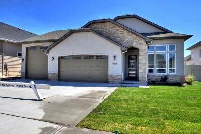 Star Single Family Home For Sale: 9555 Ringle Creek