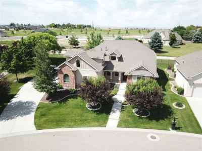 Nampa Single Family Home For Sale: 12289 S Brunswick Way
