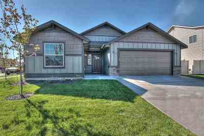 Meridian Single Family Home For Sale: 2691 W Snyder St.
