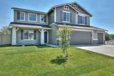 Kuna Single Family Home For Sale: 9298 S Braeburn Ave.
