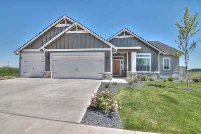 Kuna Single Family Home For Sale: 9233 S Braeburn Ave.