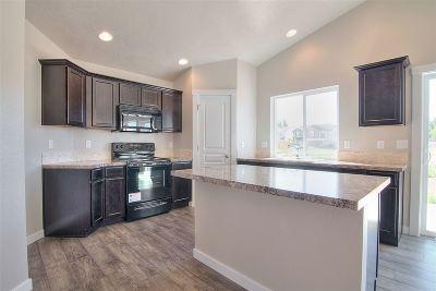 Kuna Single Family Home For Sale: 9364 S Braeburn Ave.