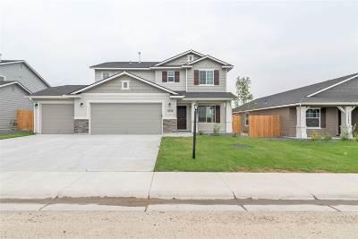 Kuna Single Family Home For Sale: 9342 S Braeburn Ave.
