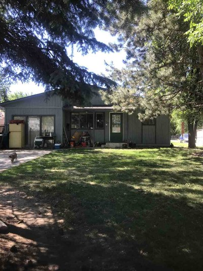 Jerome Single Family Home For Sale: 521 W D Ave