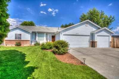 Meridian Single Family Home For Sale: 1902 E Green Meadow Court
