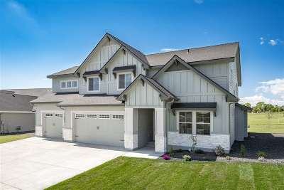 Meridian Single Family Home For Sale: 4667 W. Ladle Rapids