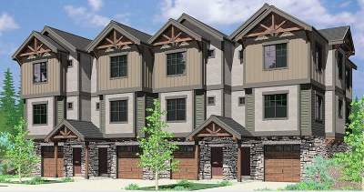 Condo/Townhouse For Sale: 677 S Middlefork