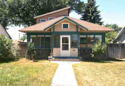 Weiser Single Family Home For Sale: 1245 W 2nd Street