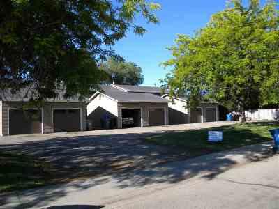Boise Multi Family Home For Sale: 6137 W Denton