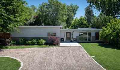 Boise Single Family Home For Sale: 3313 W Alpine St.
