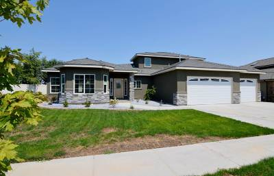 Nampa Single Family Home For Sale: 1 W Cross Slope Way
