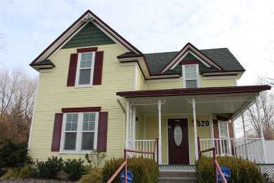 Single Family Home For Sale: 520 16th Avenue N