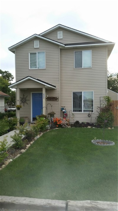 Single Family Home For Sale: 11 Randolph St