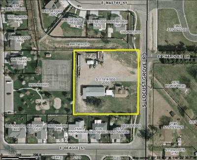 Meridian Residential Lots & Land For Sale: 2055 S Locust Grove