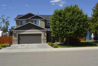 Nampa Single Family Home New: 2036 W Rosten Ave