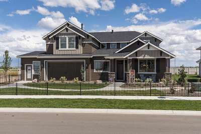 Kuna Single Family Home New: 9458 S Saratov Way