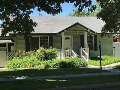 Boise Single Family Home For Sale: 902 Rossi St And 1219 Longmont Ave